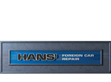 Hans' Foreign Car Repair